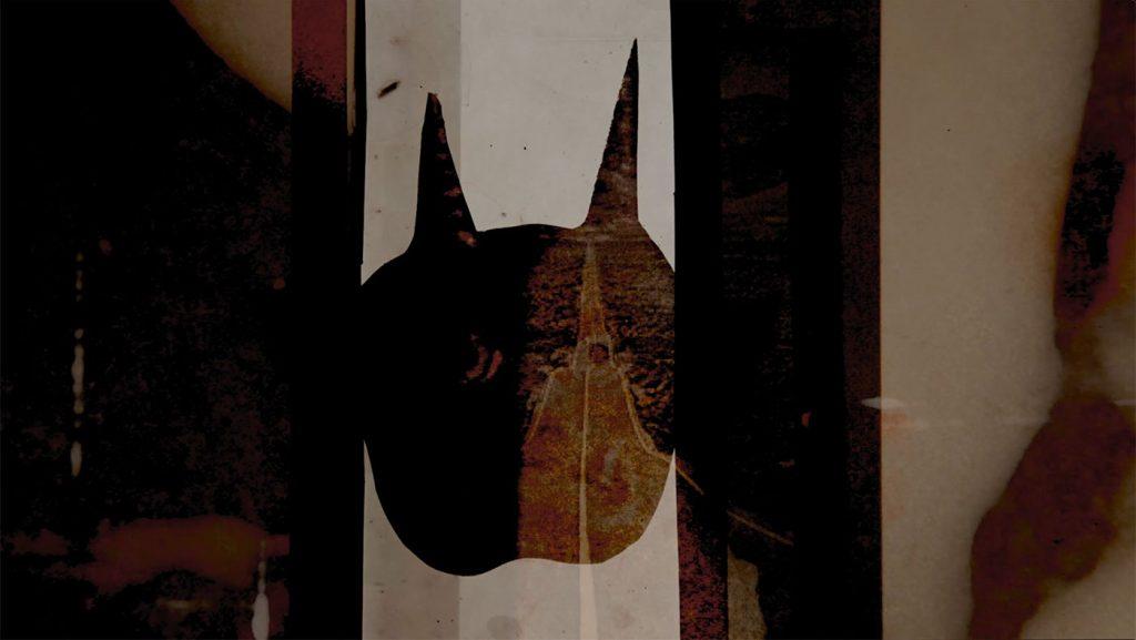 abstract monster art