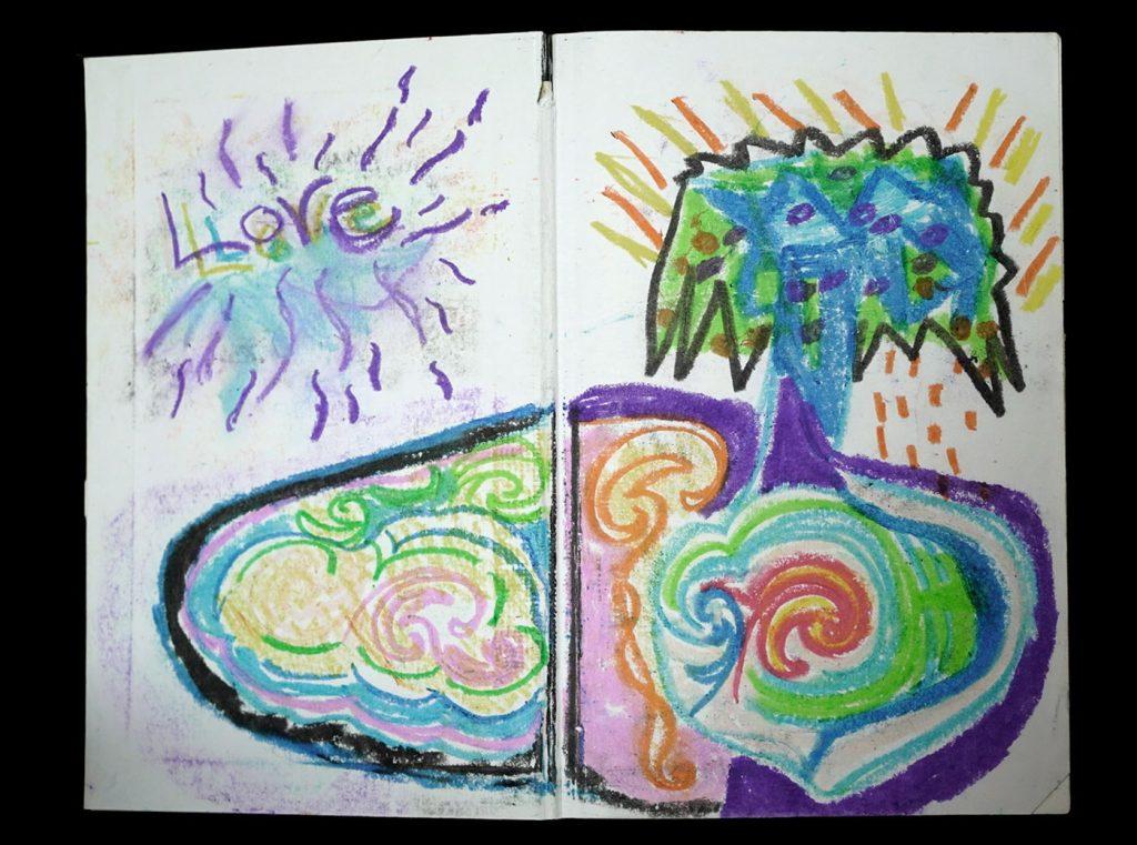artwork: The Tree of Life Love
